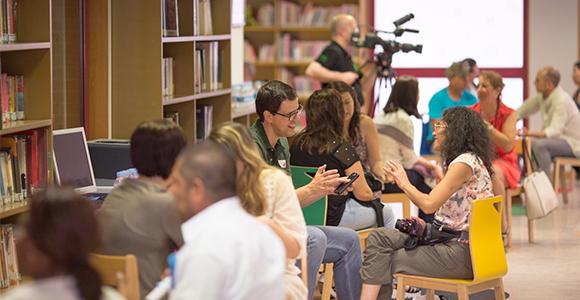::: LECTURA LAB ::: El CDS, centro de la innovación bibliotecaria iberoamericana
