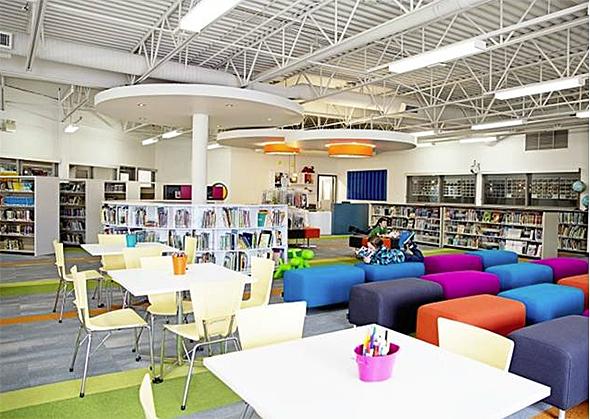 Lectura Lab Los Premios Al Diseo De Bibliotecas Reflejan La Necesidad De Una Transformacin