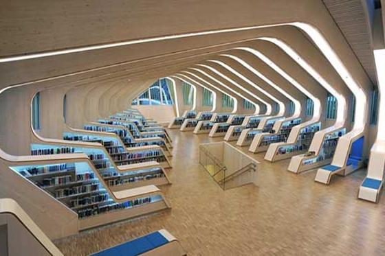 Lectura lab ellyssa kroski bibliotecas futuro - Interior design schools in alabama ...